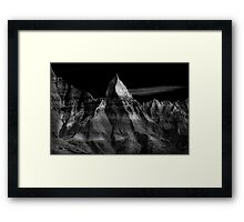 Shadow and Light, IV Framed Print