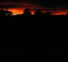 Red in the morning, sailors warning! by KarynL