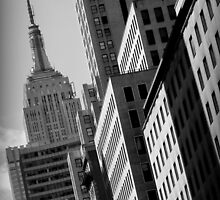 Empire State Building by Caroline Fournier