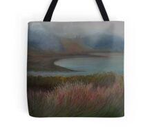 Winding water ways Tote Bag