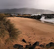 Winter @ Apollo Bay by Stephen Ruane