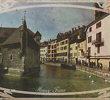 Annecy by Fran E.