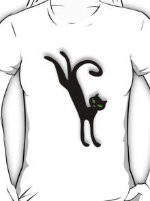 Retro kitty cat jump jive and wail T-Shirt
