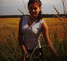 Flower of the field (Karolina) by arvyart
