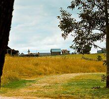Rouse Hill Farmhouse by elyshiamadison