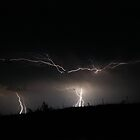 Lightning storm on Friday the 13th by agenttomcat