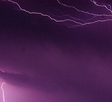 Lightning storm on Friday the 13th part 6 by agenttomcat