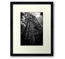 Bigger Ben Framed Print