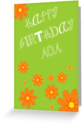 Happy Birthday Mom by puppaluppa
