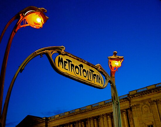Metropolitan by Louise Fahy