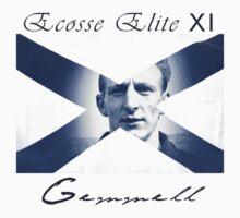Ecosse Elite XI. Gemmell by Robert Wilson