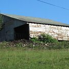Neighbor's Barn by teresa731