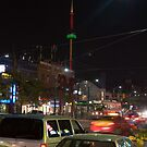 Spadina & Queen On A Summer Night by Gary Chapple