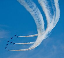 Eastbourne Airbourne VIII by TheWalkerTouch
