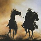 DUSTY RIDE by Ross Aberle