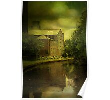 The Old Mill. Poster