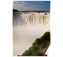 Iguazu Falls - Devil's Gorge Poster