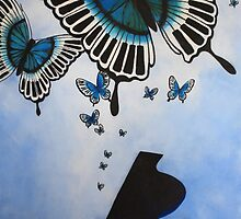 Butterfly Dance on Middle C by Midori Furze