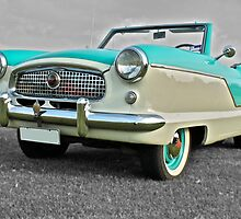 1957 Nash Metropolitan by Ferenghi