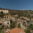 Savoca Panorama by Matthew Walters