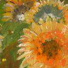 Teddybear Sunflowers by Woodbine252