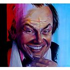 """ Jack Is Ba-a-a-ck!!! "" by Tamara Geddes"