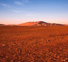 Earth versus Mars by Kerry Dunstone