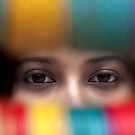 The Eyes Behind The Bangles by Mukesh Srivastava