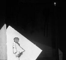 girl in light by Eye4anEye