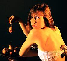 Gluttony by Mariana Dias