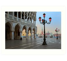 Palazzo Ducale Art Print