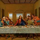 The Last Supper by alan carlson