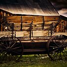 The Wagon by Phillip M. Burrow