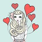 Valentine by Danielle Reck