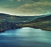 Lough Tay by MariaVikerkaar