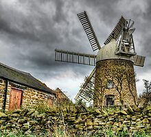 Heage Windmill by Neal Petts