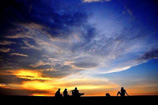 Under the Sky by Komang