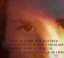 Fire is Love by H0110wPeTaL