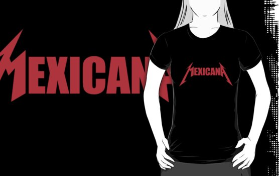 Mexicana by LatinoTime
