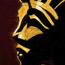 King Tut by Dawn B Davies-McIninch