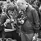 The Old Camera Stall: Portobello Road, London, UK. by DonDavisUK