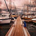Mylor by Simon Marsden