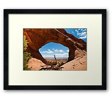Arches 3 Framed Print