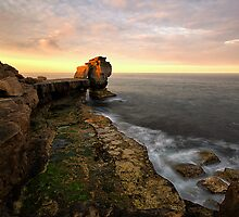 """The Rock"" - Pulpit Rock at Portland Bill Dorset. by silvcurl09"