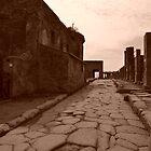 Pompei - una citta romana by Annie Begg