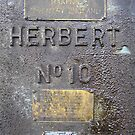 Alfred Herbert No. 10 by MuscularTeeth