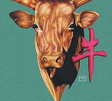 Year of the OX by Sheryl Unwin