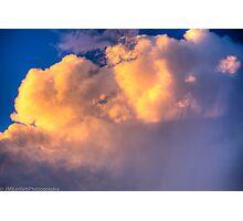 Beautiful Stormy Sky Photographic Print