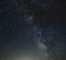 Milky Way over Yakima by Mark Heller