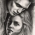 EDWARD & BELLA by wolfandbird